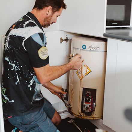 Hot Water System Kedron