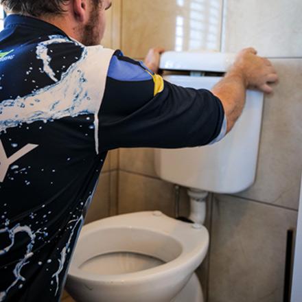 Toilet Plumbing Kedron